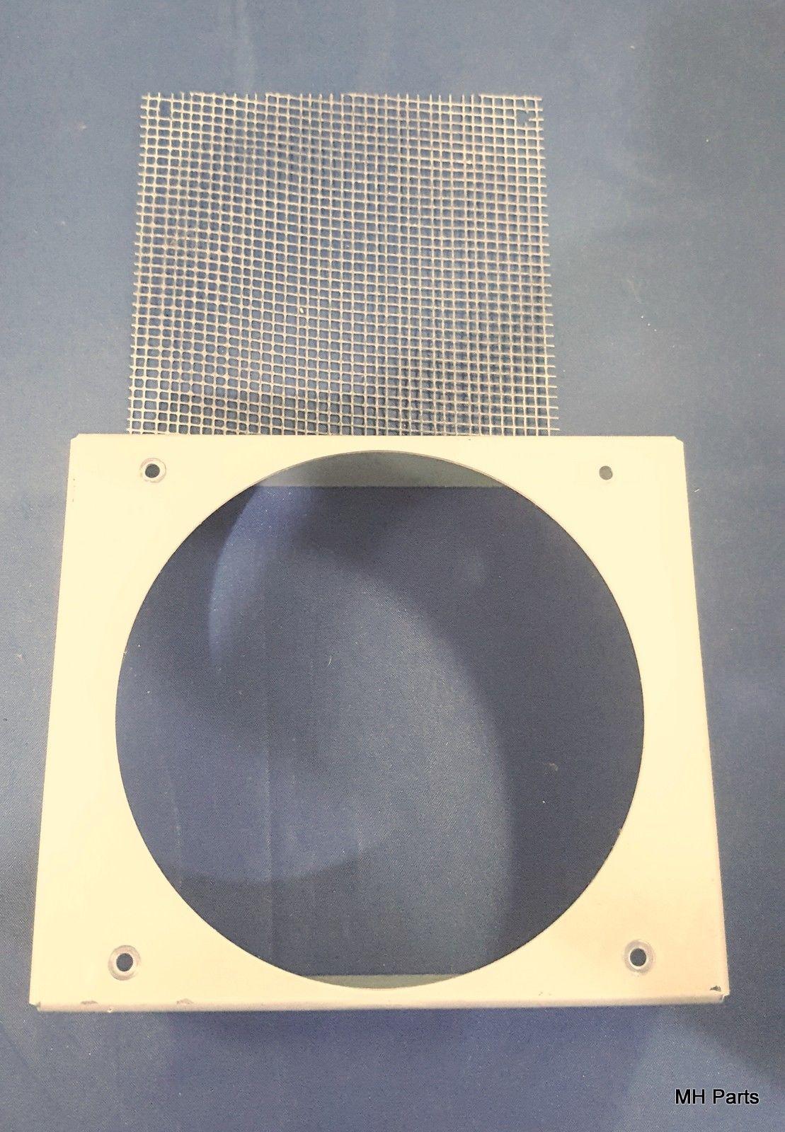 Acom 1500: Drake L-7 Amplifier Original Special Aluminum Fan Box W