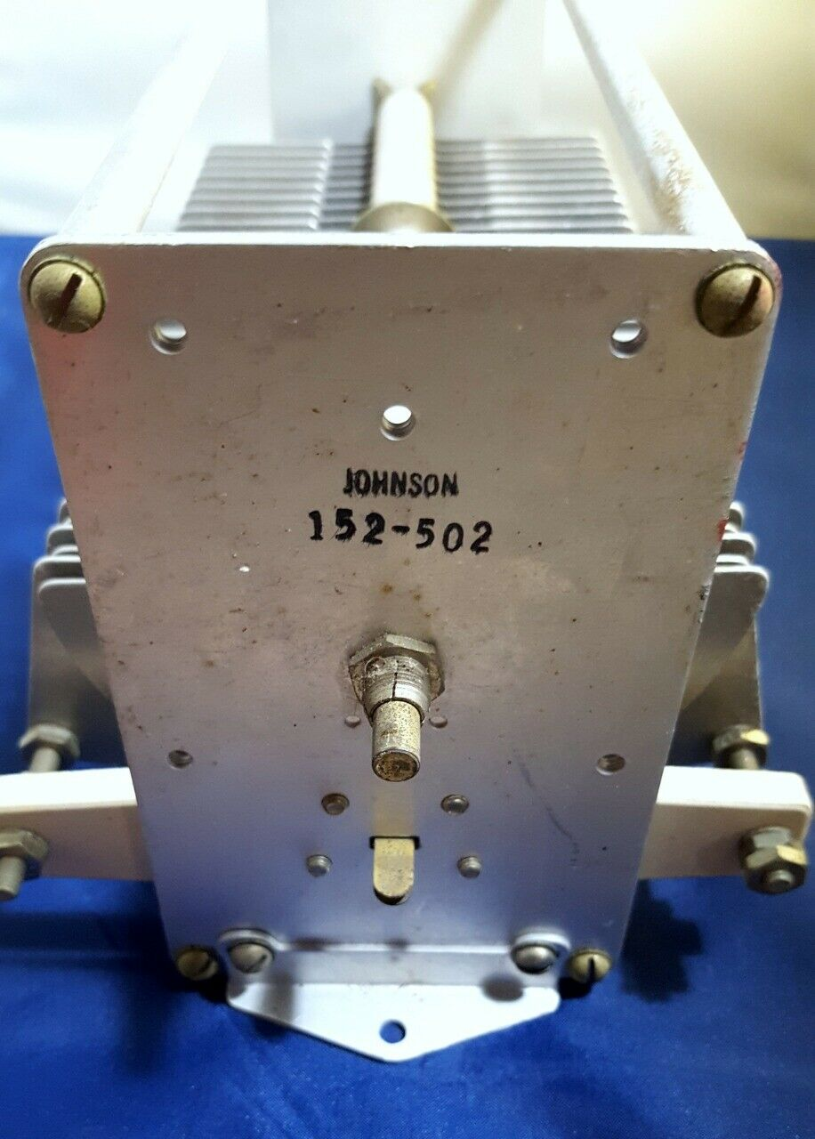 Acom 2100: Bigger Johnson High Power Variable Tuning Capacitor